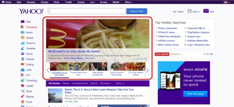 yahoo.comの英文ニュースを読みましょう! オンラインスカイプで英会話!英文読解!