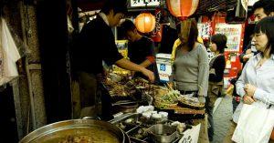 YATAI! irasshai-mase! Learn JAPAN online via Skype!
